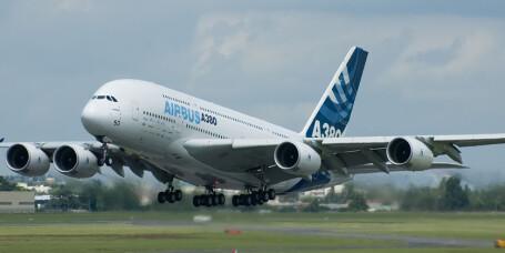 Air France åpner rute med kjempejumboen A380