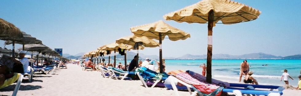 Mallorca er en av Middelhavets mest populære destinasjoner. Foto: SXC