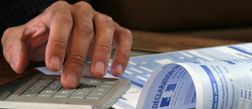 Er du blitt fristet til å snyte på skatten? Da er du ikke alene, viser ny undersøkelse fra Skattebetalerforeningen. Foto: colourbox.com