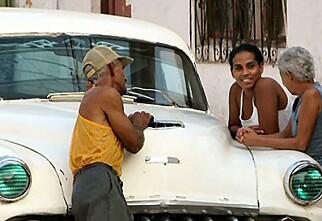 Kul cruising i Havana