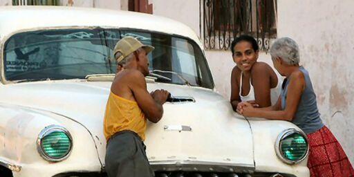 image: Kul cruising i Havana