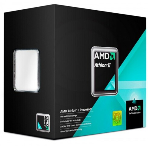 TEST: AMD Athlon II