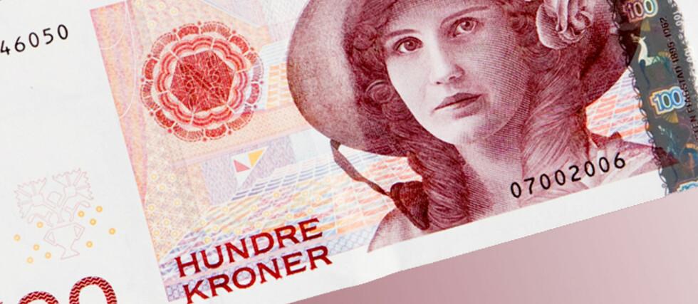 Den norske kronen har styrket seg mot euro, amerikanske dollar, britiske pund og våre skandinaviske kronekompiser de siste dagene. Men vil oppturen fortsette? Foto: Originalbildet er hentet fra Colourbox.com