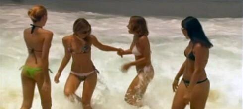 Se video fra verdens mest sexy strand