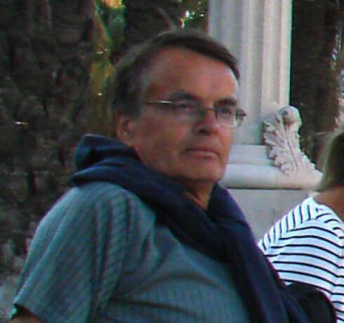 Robin Holtedal fra Oslo ble robbet i Barcelona i høst. Foto: Privat