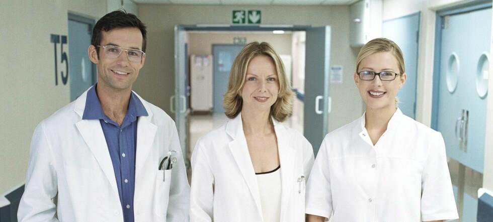 Ikke alle medisinske tester er like viktige - men noen av dem bør du få tatt med jevne mellomrom. Foto: colourbox.com
