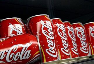 Her er den hemmelige cola-oppskriften