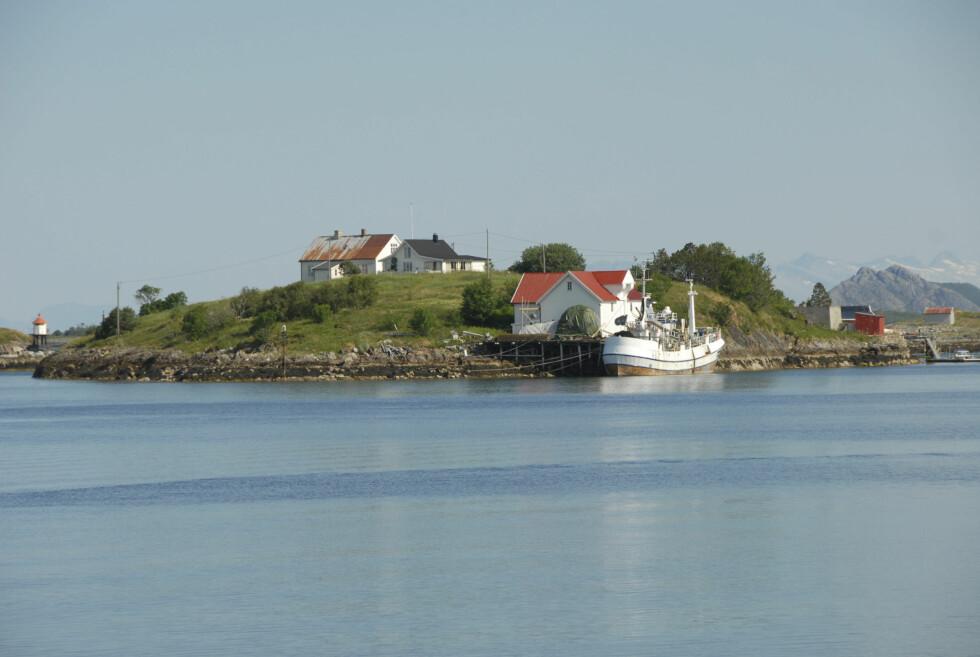 Er drømmen hytte ved sjøen, er det gode tider nå.  Foto: Colourbox.com