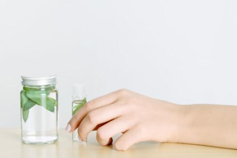 Selv om de kan virke uskyldige, vil legen gjerne vite hvilke urtemedisiner du tar. Foto: colourbox.com