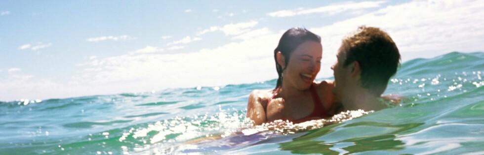 En ferie for bare dere to kan hjelpe på forholdet. Foto: Colourbox