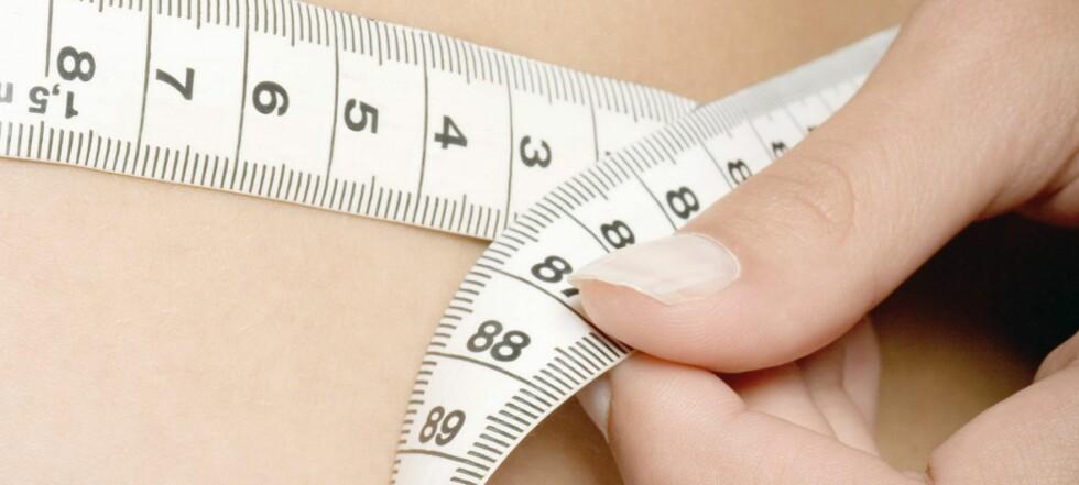 Søvn, stress og medisiner kan være dårlig nytt for vekten. Foto: colourbox.com
