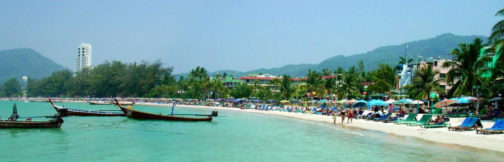 En ferie i Thailand er vel ikke å forakte? Her fra Phuket. Foto: Devin Kho