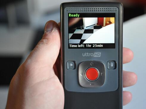 The Flip Ultra HD