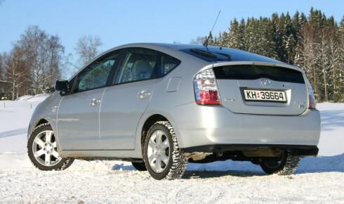 Andre generasjon Toyota Prius