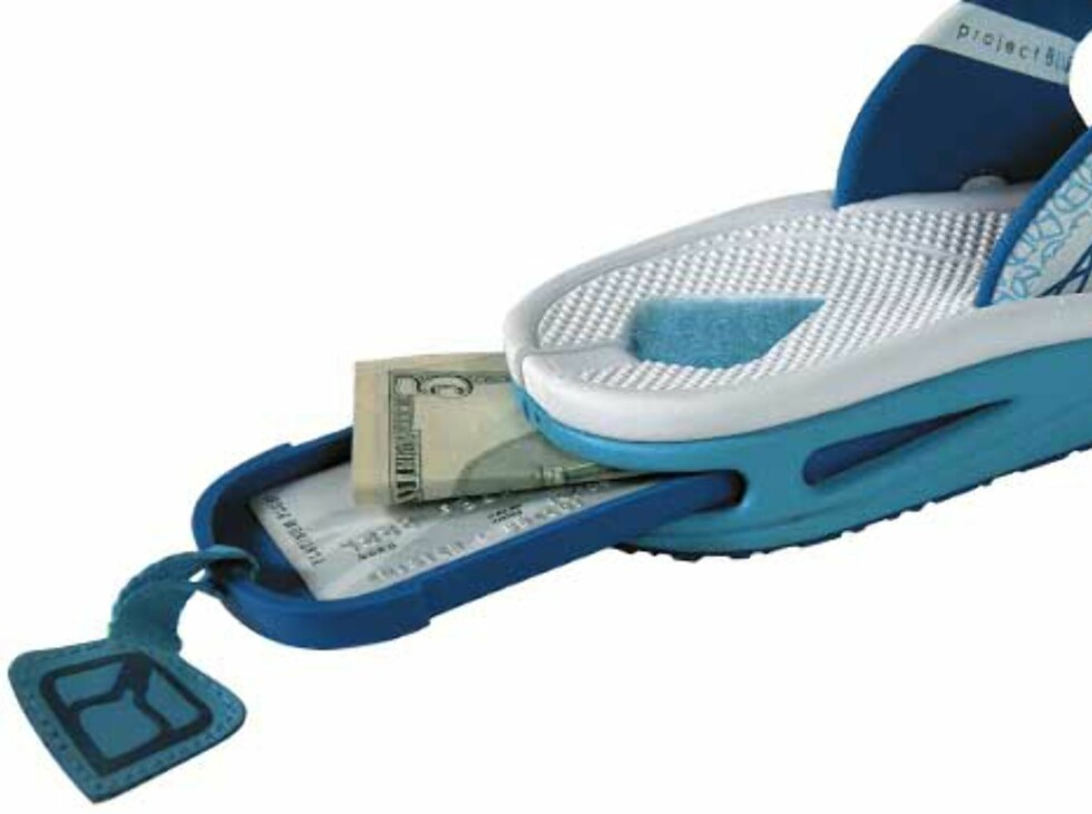 Reefs geniale stash-sandal er for tiden ikke tilgjengelig, men følg med - kanskje den dukker opp igjen?  Foto: Reef.com