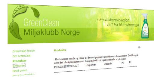 image: GreenClean må rydde opp