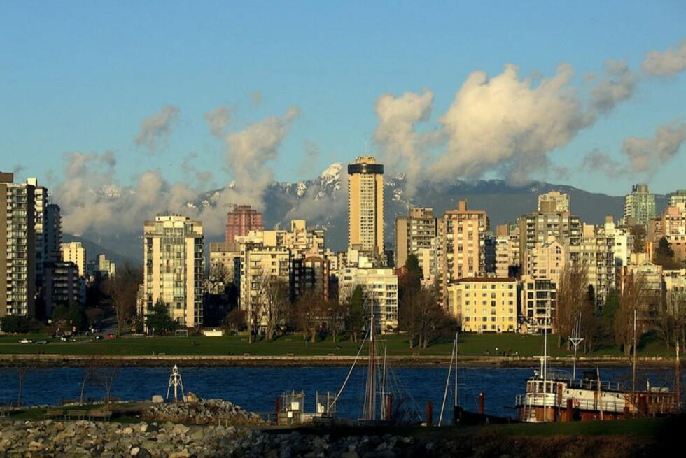 Vancouver er verdens beste by å bo i.  Foto: Andrew Raun/Wikipedia