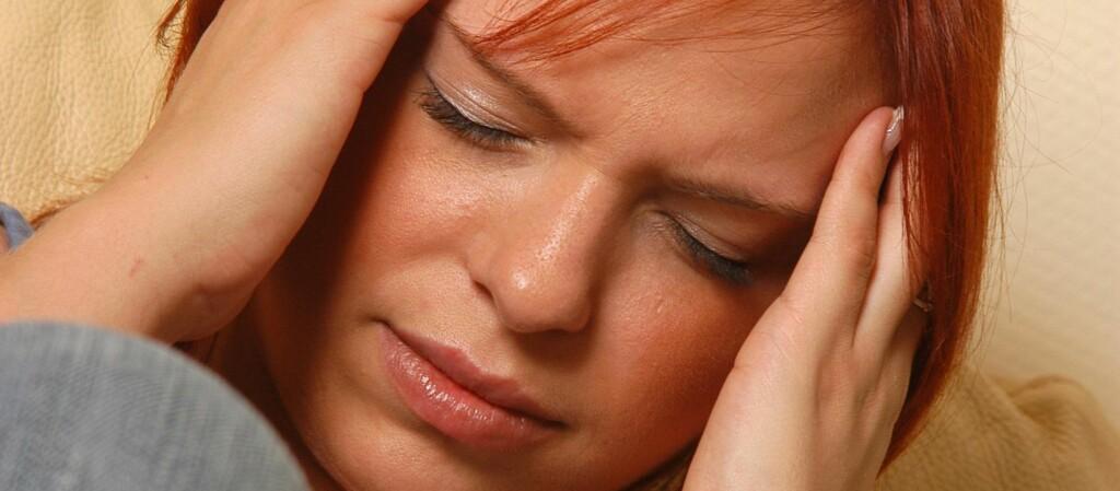 Lytt til kroppen din. Den kan være alvorlig!   Foto: Colourbox.com
