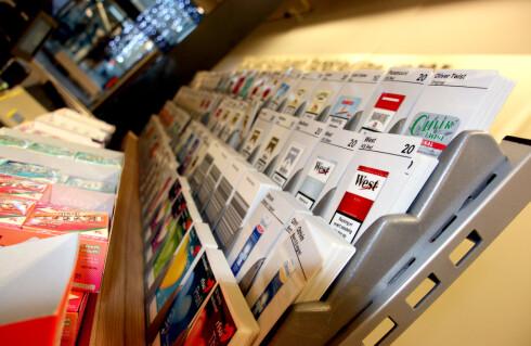 Alle varer skal merkes med pris, automatkortene inkludert. Likevel har butikkene lenge syndet på dette området. Foto: Kim Jansson