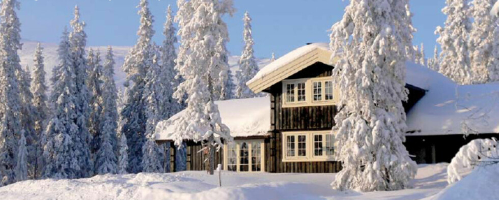 Femund heter denne, bestselgeren til Norgeshus. Foto: Produsenten