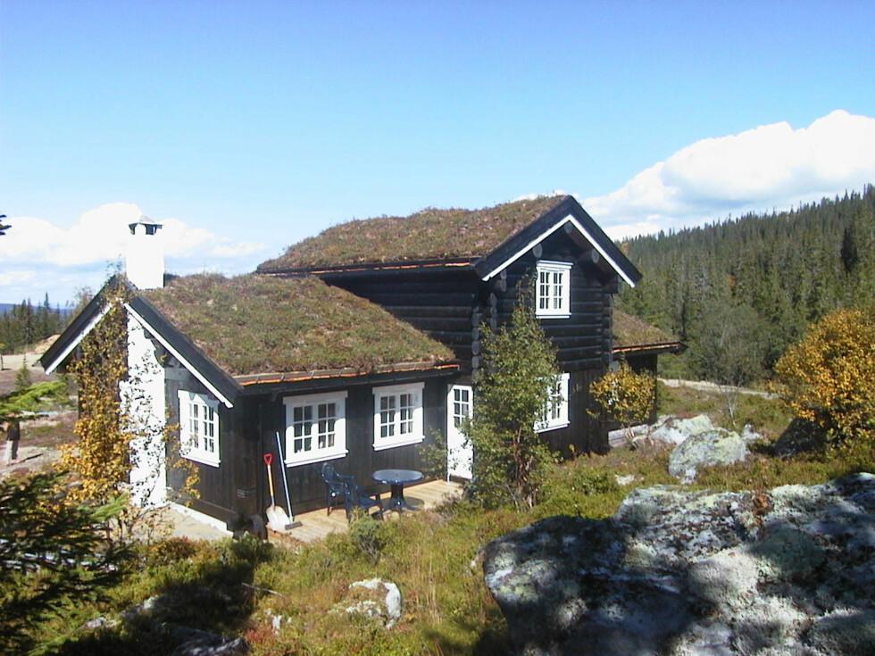 Populær fra Rindalshytter: Romsdal i stavlaft. Foto: Produsenten