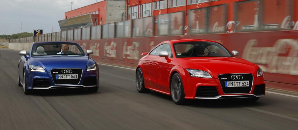 Enda en RS fra Audi