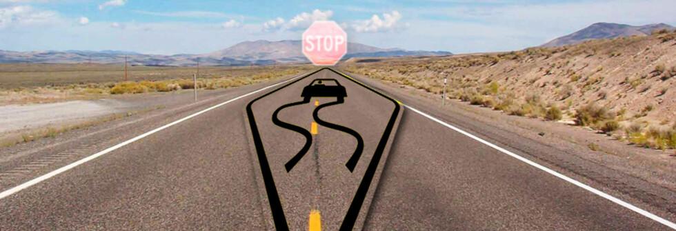 Glatte veier er ikke akkurat det største problemet som møter deg når du kjører nedover Europa midt i juli, men veiene kan fort bli glatte i overført betydning hvis du ikke kjenner de lokale trafikkreglene.