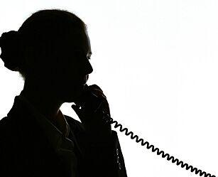 image: Slik slipper du telefonselgere
