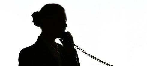 Slik slipper du telefonselgere