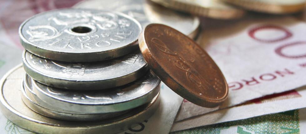 Penger viser seg å være mindre viktig enn jobb for mange, i en undersøkelse gjort på oppdrag av Xtra personell. Foto: PER ERVLAND