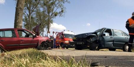 Landene det er farlig å kjøre bil i
