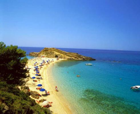 Hellas er en  stor favoritt blant nordmenn. Her fra Kefalonia. Foto: Makris Gialos