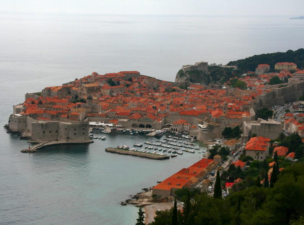 Gamlebyen i Dubrovnik er et av Middelhavets beste eksempler på en borgby fra middelalderen. Foto: Stine Okkelmo