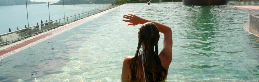 Queen of Montenegro er et firestjerners hotell med femstjerners ambisjoner. Foto: Stine Okkelmo