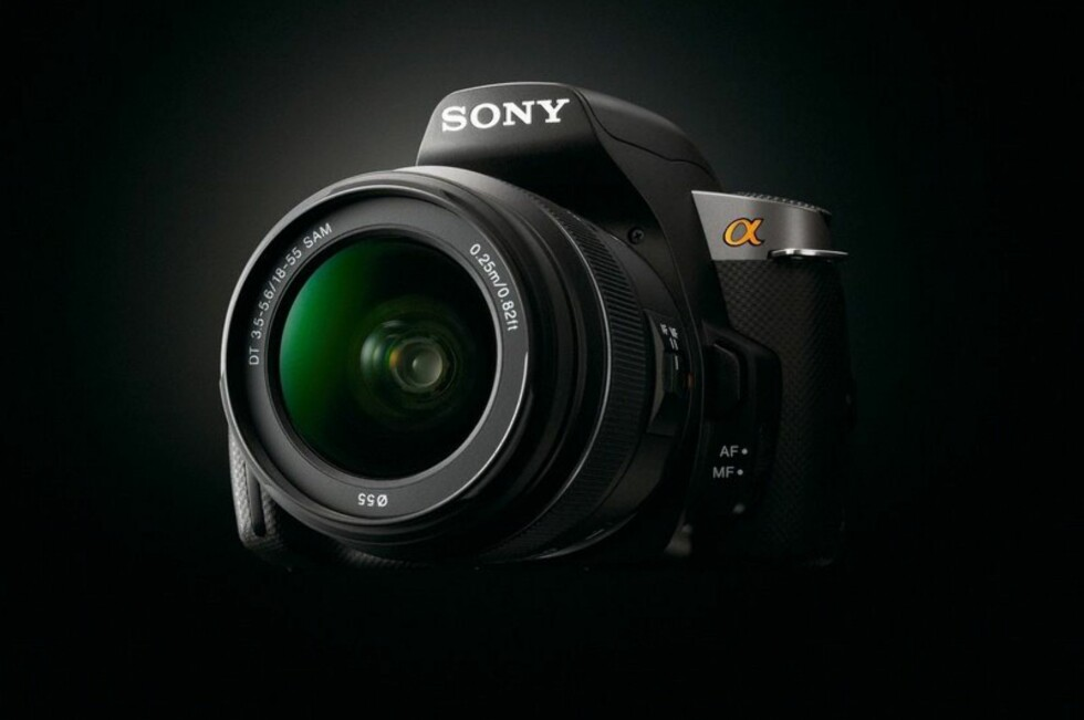 Tre nye speilrefleks fra Sony