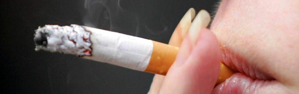Hvorfor legger røykesluttere på seg?