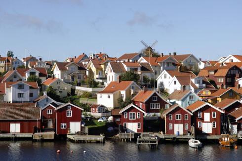 Den svenske kysten er like fin som vår norske. Foto: Tommy Hvitfeldt