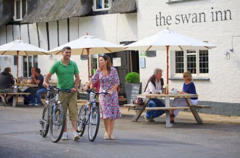 Storbritannia er et hyggelig reisemål, og pubkulturen er et stort pluss. Foto: Tourism South East/ Pawel Libera