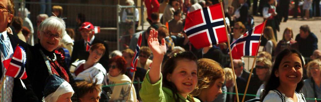 Jippi, nå blir det full sommer for veldig mange av oss! Foto: Nancy Bundt/Innovasjon Norge