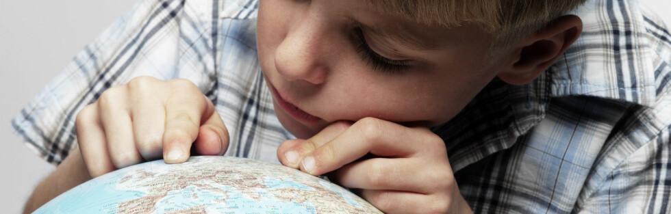 Danskene er verdens lykkeligste, skal vi tro rapporten fra OECD. Foto: Colourbox.com