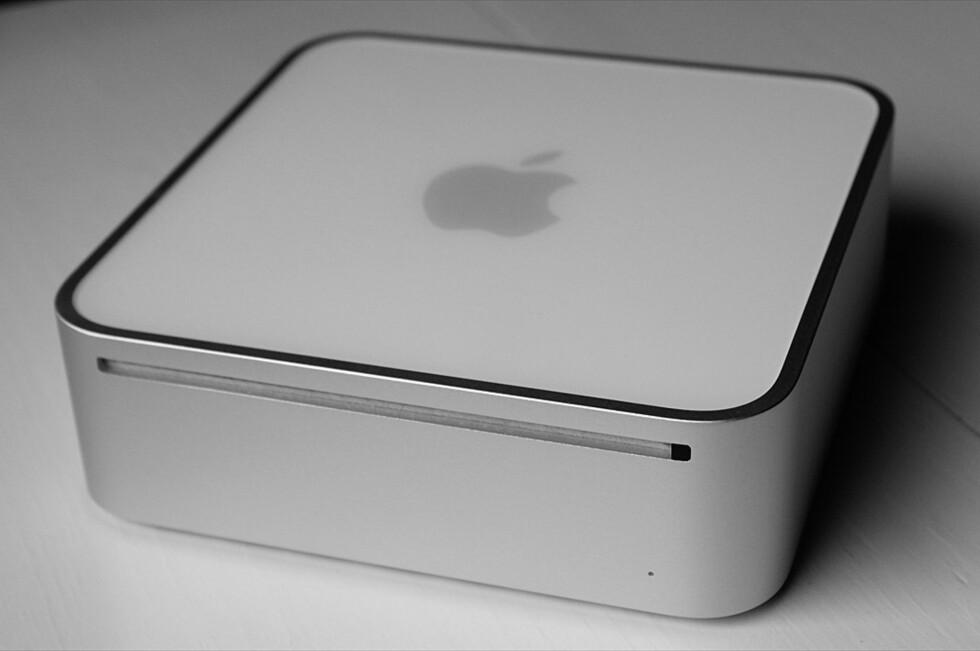 Mac Mini er unektelig et svært delikat stykke maskinvare.