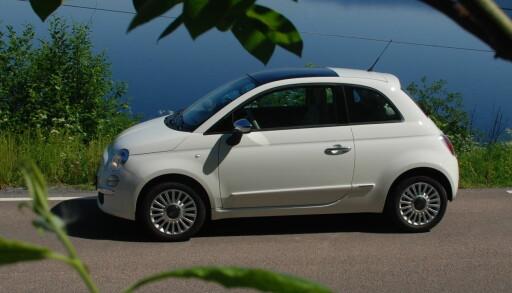 Fiat er store på mindre biler og kan gjerne tenke seg Opel og Saabs ressurser for bygging av større biler