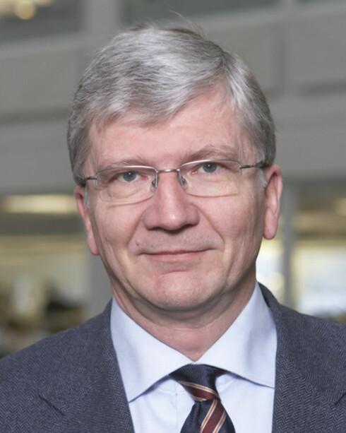 Steinar Juel, sjeføkonom i Nordea