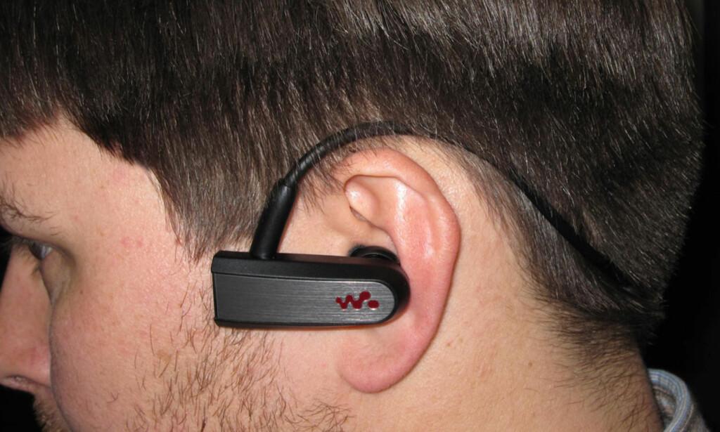 image: Sony Walkman W202