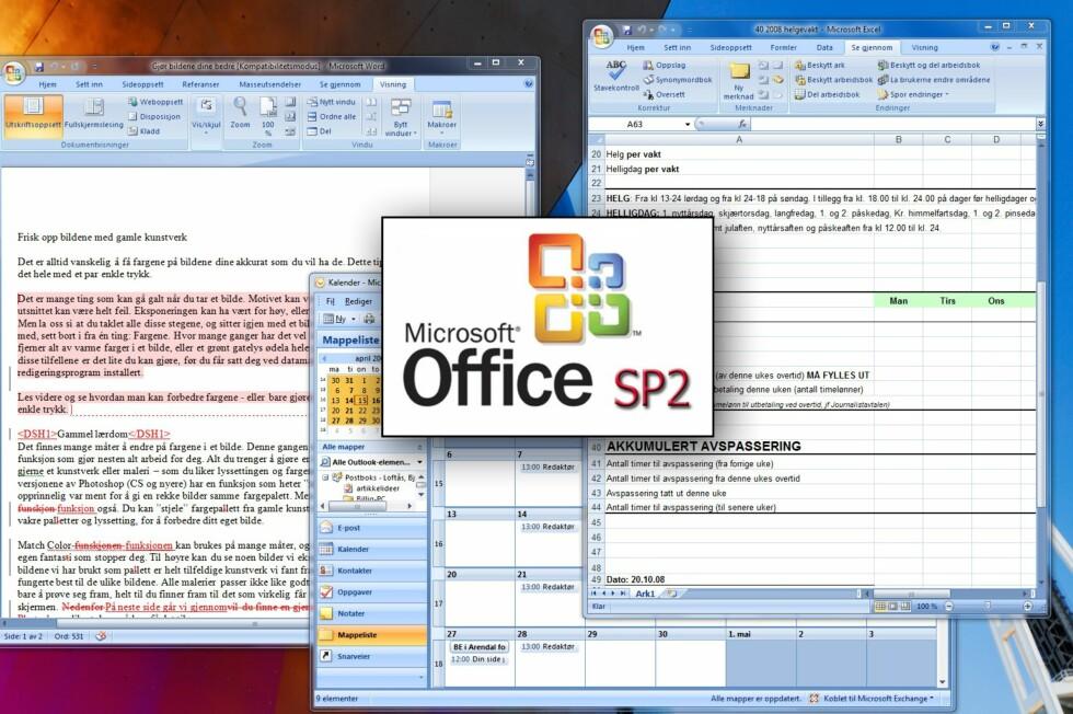 Nå kan du oppgradere Office 2007