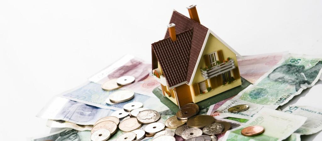 Noen av dem som måtte selge bolig i fjor høst, som tapte penger på boligen. Dersom de ikke bodde i den, får de fradrag for tapet. Foto: Colourbox.com