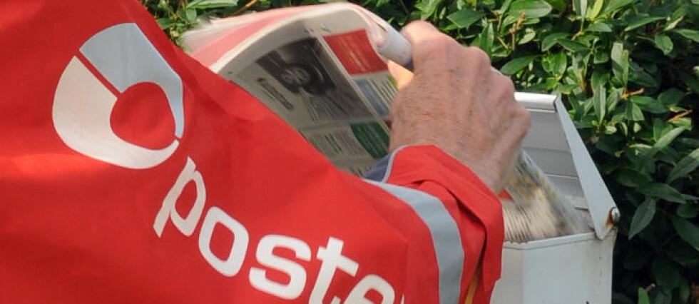 Husk å få noen til å ta vare på posten din i ferien. Full postkasse er som en liten invitasjon til ferietyven. Foto: Nils Midtbøen/Posten.no