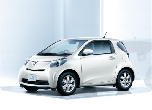 FINALIST: Toyota iQ