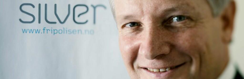 <b>Førstemann: </b>Mikkel Berg og det lille forsikringsselskapet Silver blir først til å innføre papirløst leverandørbytte i Norge.