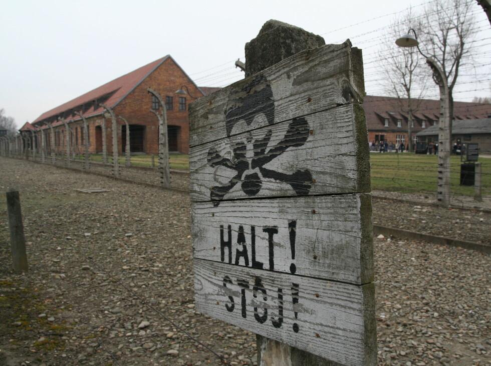 Auschwitz - et forferdelig, men viktig reisemål. Foto: Sindre Storvoll